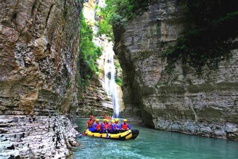 destinacione turistike agjenci turistike shqiperi 2020 kanionet e osumit