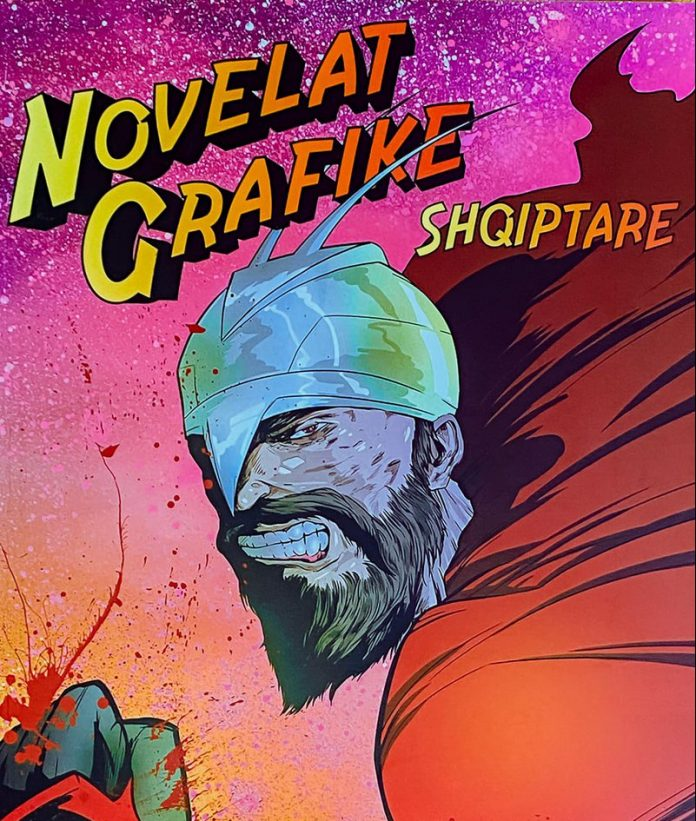 novelat grafike shqiptare